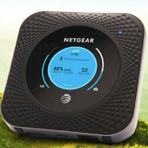 Netgear-Nighthawk-MR1100-4G-LTE-Mobile-Hotspot-WiFi-Router-Cat16-AT-amp-T-LOCKED