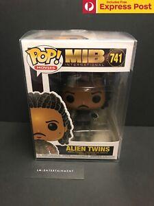 MEN-IN-BLACK-INTERNATIONAL-MIB-4-ALIEN-TWINS-FUNKO-POP-VINYL-FIGURE-741-NEW