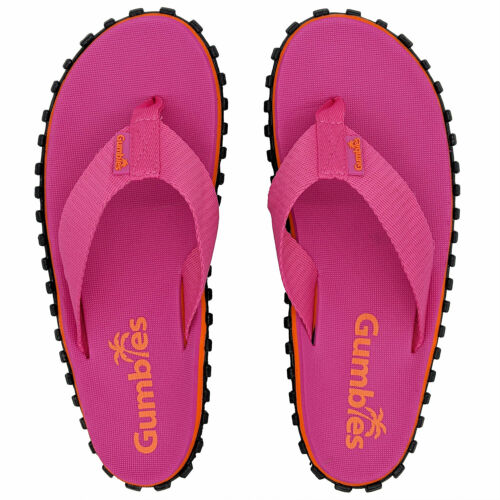 Gumbies Beach Zehentrenner Sandale Badesandale Duckbill Damen pink