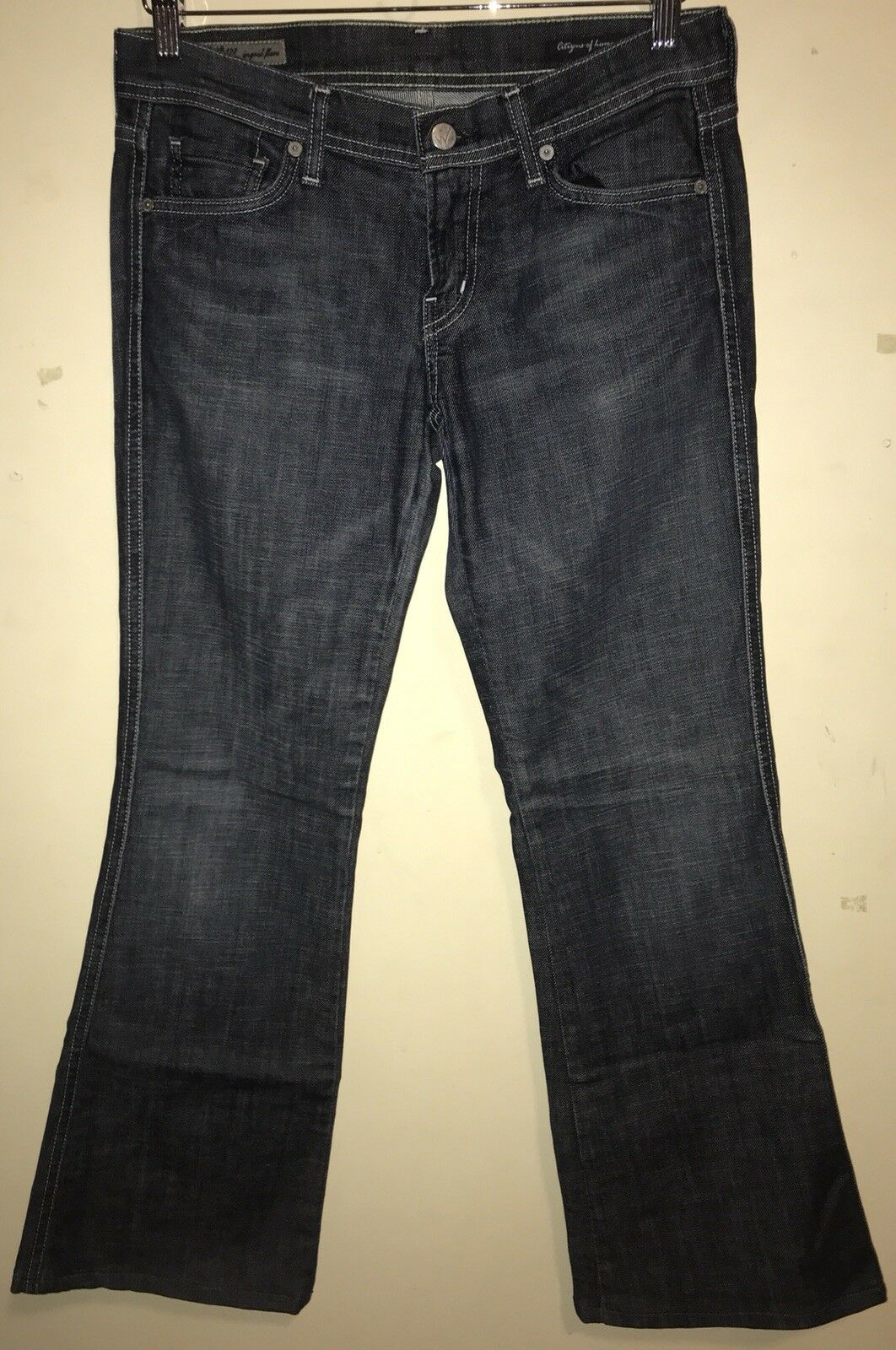 Citizens Of Humanity bluee Jeans Size 28 X 28