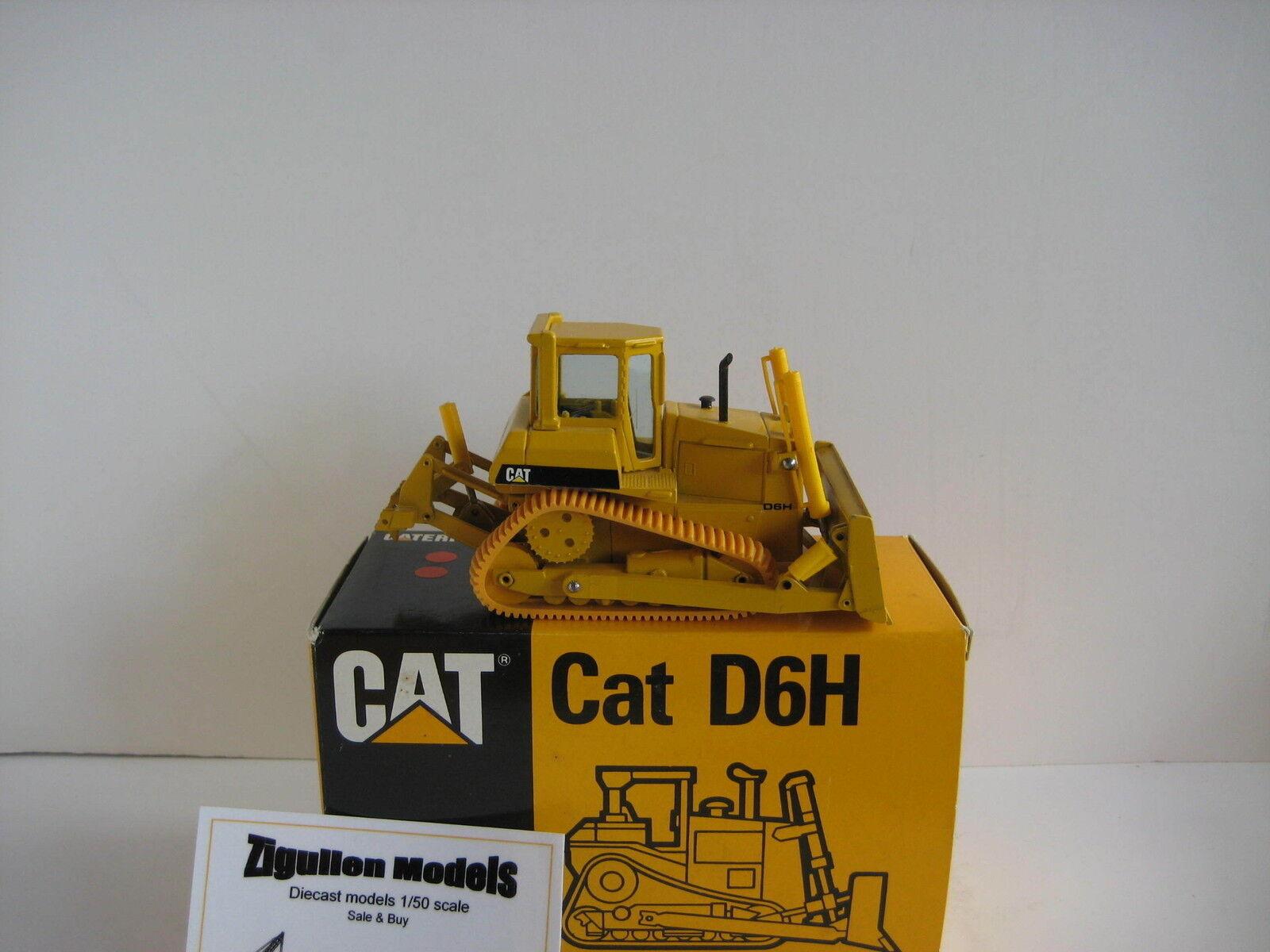 Caterpillar D 6 6 6 H Bouteur Pyramid Logo #2851.15a CONRAD 1:50 NEUF dans sa boîte RARE | Ingénieux Et Pratique  99208b