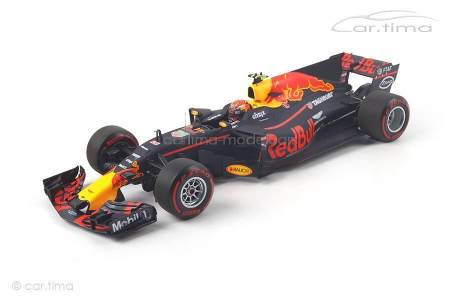 Red BULL RACING rb13-Australian GP 2017-MAX vers brancolando-MINICHAMPS - 1:18 -