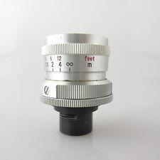 Für Pentaka 8 Carl Zeiss Q1 Biotar 2/12,5 Objektiv / lens