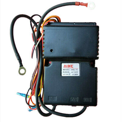 1PCS  Universal Gas Oven Pulse Ignition Controller for HLK-01 AC220 Output 13KV
