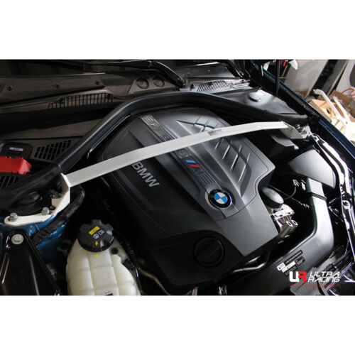 For BMW F-30 330 2016 F87 M2 Ultra Racing Front Strut Bar Steel Tower Brace