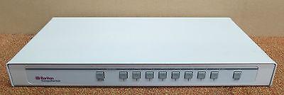 Bello Raritan Compuswitch Cs8 8-porte Interruttore Kvm- Numerosi In Varietà