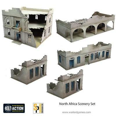 28mm Nord Africa Scenario Set - Bolt Action - Warlord