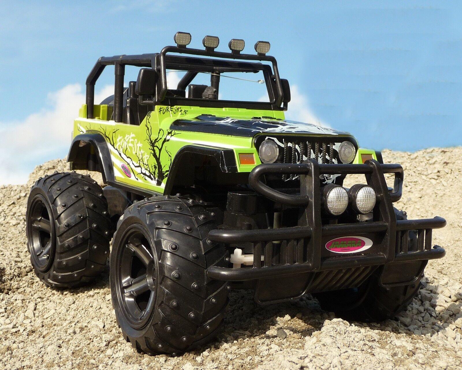Modello RC Jeep Forester con Luce & Batteria Lunghezza 32cm  remoto 40 MHz  403105