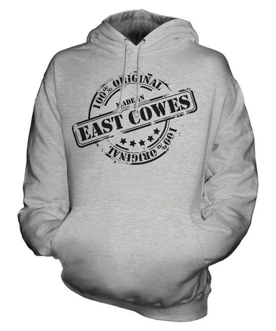 Vêtements pour homme Sweats et vestes à capuches pour homme Made in East Cowes Unisexe Sweat À Capuche Hommes Femmes Femmes Cadeau Noël Anniversaire 50TH