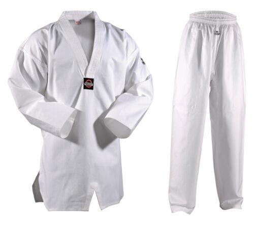 NEU DANRHO ® Taekwondo Dobok KUKKIWON weißes Revers