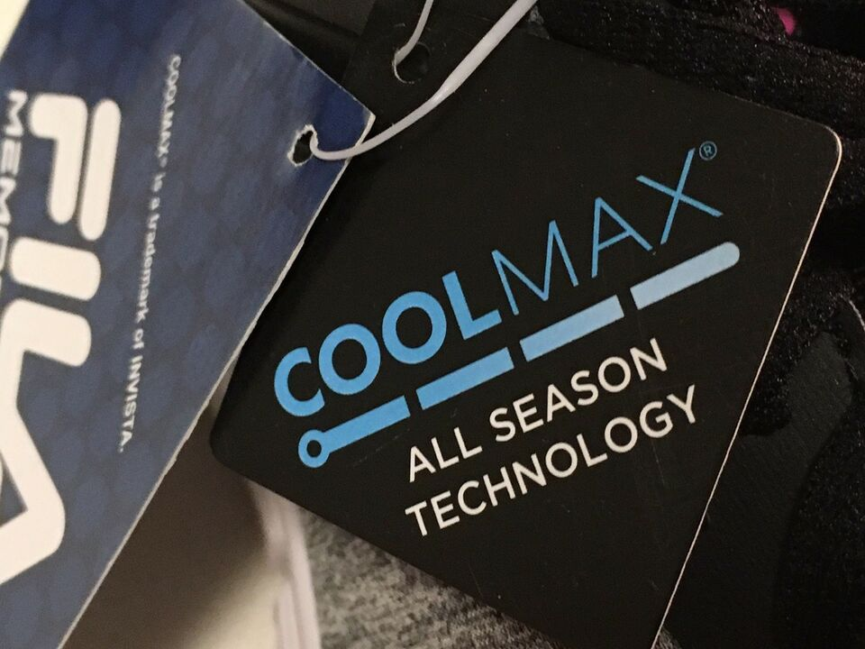 Sportssko, str. 39, FILA med Memory Foam cool max