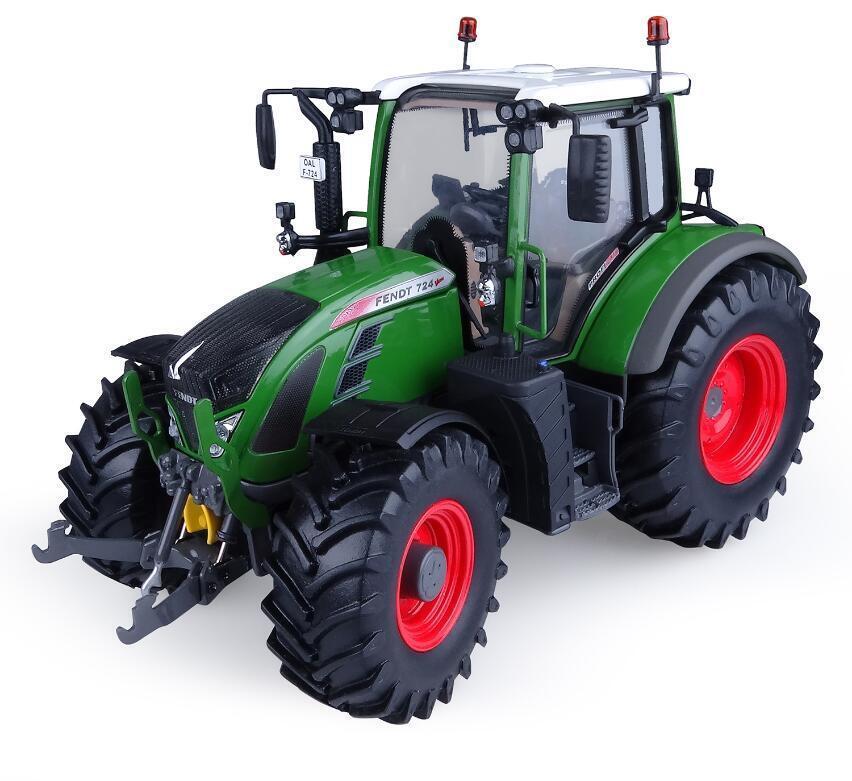 UH5231 1 32 Fendt 724 Varo Tracteur agricole de voiture d'alliage