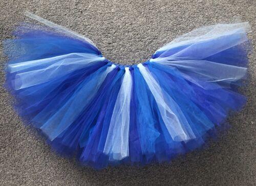 Blue Tutu Inspired By Cat Boy Tutu Skirt Age 1-10 Years