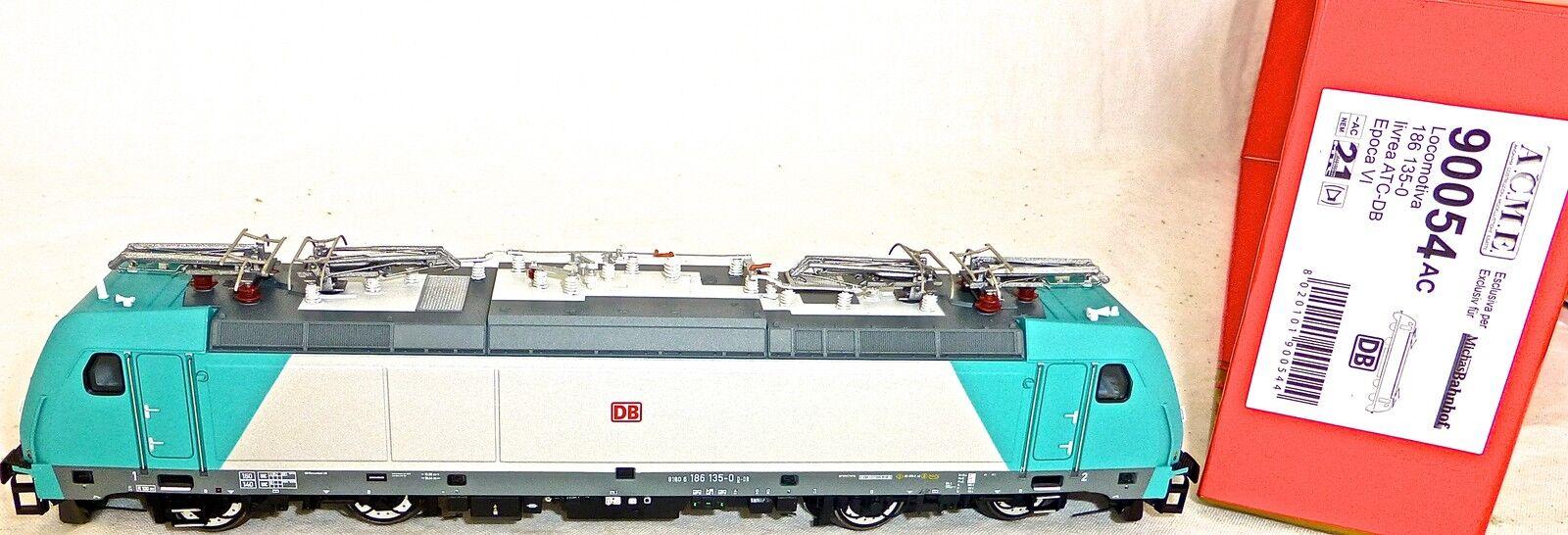 E 186 135 0 Berlin Warszawa Express DB Ep6 DSS ACME 90054 AC f Märklin NEU HC2µ