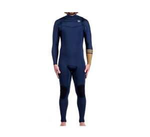 BILLABONG Men's 302 REVOLUTION TRI-BONG CZ Wetsuit - SLA - Large - NWT