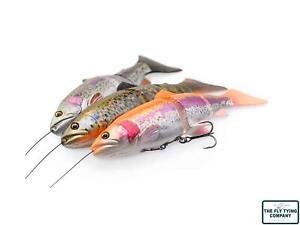 Savage-Gear-4D-Line-Thru-Trout-Lure-NEW-Predator-Fishing-15-20-amp-25cm-NEW