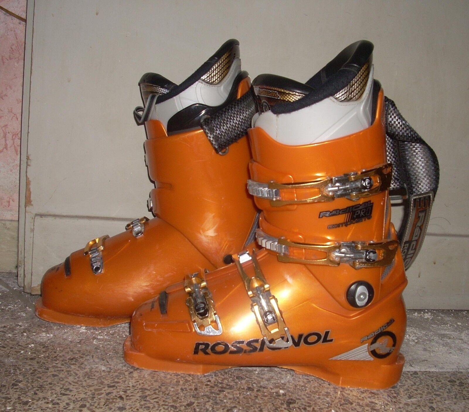 Scarponi da sci Rossignol Radical Pro Composite 42 (US 9 9.5 - 317mm) ski stivali