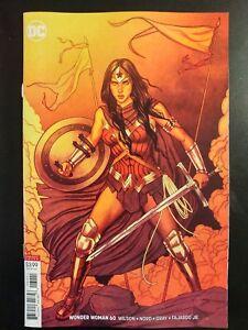 WONDER-WOMAN-60b-2019-DC-Universe-Comics-VF-NM-Book