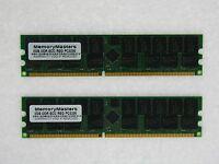 4gb (2x2gb) Memory For Ibm Eserver Xseries 326m 7969
