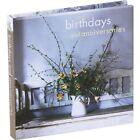Country Flowers Birthday Book Cico Books Calendar 9781782491774