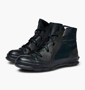 Converse-MC18-GORE-TEX-Alta-Colore-Nero-boot-scarpe-Da-Ginnastica-Uomo-Tutte-Le-Taglie