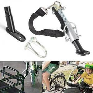 Universal Anhängerkupplung Kupplung Adapter für Fahrradanhänger Kinderwagen Bike