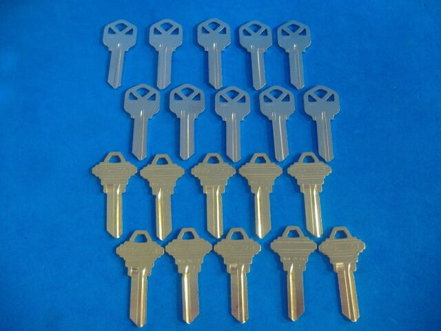 aeaa2fbac64638 Piece Home and Office Locksmith Key Blank Assortment for sale online ...