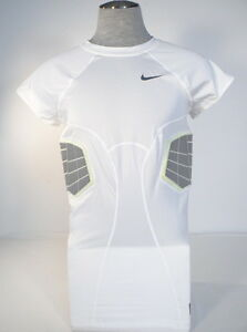cef1b743c Image is loading Nike-Pro-Combat-Dri-Fit-Hyperstrong-White-Padded-