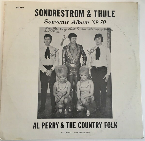 LP, AL Perry, Sonderstrom & Thule  69/70, Country, Byd på…
