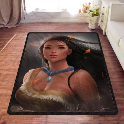 BEST SELLING Beauty Disney Pocahontas Custom Blanket Exclusive Design