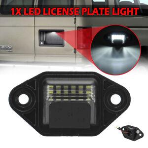 LED-Rear-License-Number-Plate-Light-For-Ford-E150-E250-E350-E450-Econoline-Van