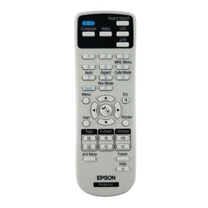 NEW-Genuine-Epson-1613717-161371700-Projector-Remote-Control