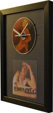 Eminem - The Marshall Mathers LP - CD Album - Framed CD Clock - Special Gift v2