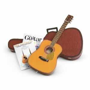 American Girl Doll Guitar Set With Lined Case and Books Truly Me Accessories