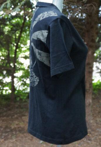 Rundhalsausschnitt Shirt Größe 44 Belstaff EU By Tibet Kurzärmliges Black Neuer Prince Free T R7ARnq0H