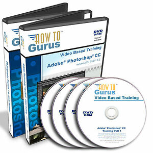 New-Photoshop-CC-training-amp-Photoshop-Photography-Projects-on-4-DVDs