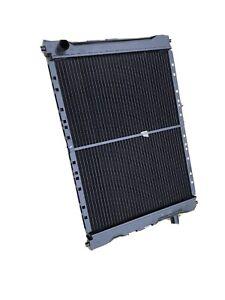 NIS-410329-COOLING-RADIATOR-ROVER-25-45-200-400-MGZR-MGZS-Damaged
