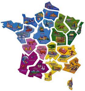"""collection LOT COMPLET magnets carte de France """"LU petit ecolier"""" - France - État : Neuf: Objet neuf et intact, n'ayant jamais servi, non ouvert. Consulter l'annonce du vendeur pour avoir plus de détails. ... Type: Magnet, Aimant Période: Années 2000 et plus Thme: Art, Culture Nombre de pices: De 21 30 - France"""
