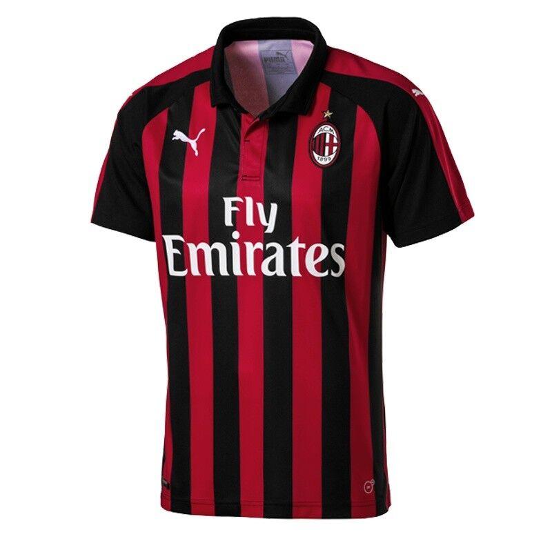 Puma AC Milan Replica Home Trikot 2018/2019 - Herren Fußballtrikot 754419-06
