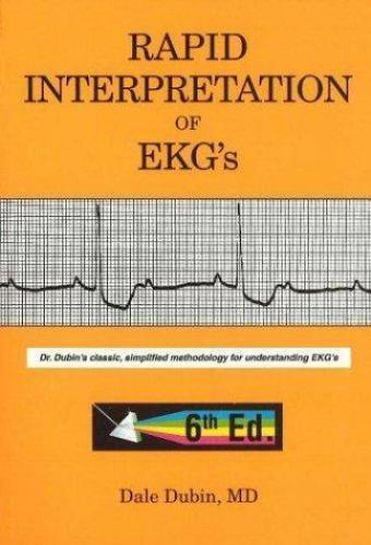 Rapid Interpretation Of Ekg S 6th Edition By Dale Dubin E Book Pdf