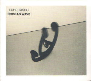 Lupe-Fiasco-Drogas-Vague-2018-24-track-2-CD-Album-Neuf-Scelle