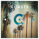 Coasts 'Coasts' s/t - CD Album (2016) **SIGNED** (Autographed) Brand New