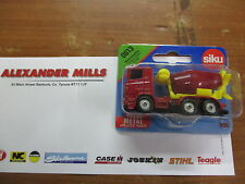 Siku 0813 Model Toy Cement Mixer Replica Toy Diecast Construction Model Toy