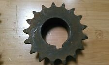 "17 TEETH SPROCKET CHAIN #60 4.462/"" OD 60BS17 1-1//2 MARTIN 1-1//2/"" BORE"