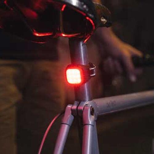 Rear LightRoad Bike MTB Bicycle Fixie Cycle Knog Blinder Mini Niner Front