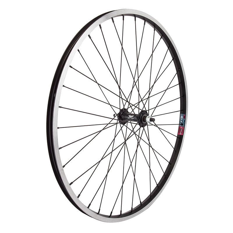 WM Wheel Front 26x1.5 559x19 Aly Bk Msw 36 Aly Bo 3 8 bk 14gbk