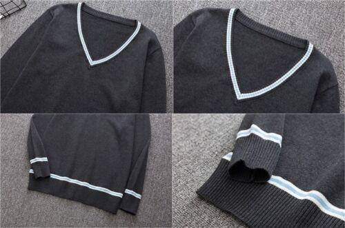 Harry Potter Gryffindor Cosplay V Neck Sweater Wool Vest Soft Costume Halloween