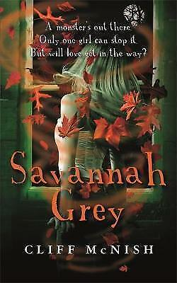1 of 1 - McNish, Cliff, Savannah Grey, Very Good Book