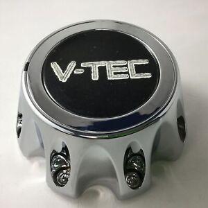 Vision Wheels C392-8CNL-CAP Chrome Wheel No Logo Center Cap