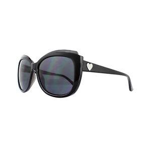 6af89b67eb Moschino Gafas de Sol MO716 01S Negro Gris | eBay
